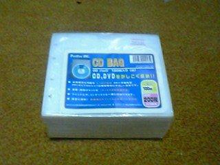 CD整理カバー100枚400円