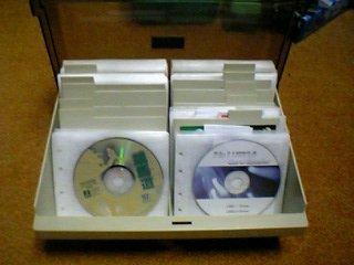 CDをしまった所